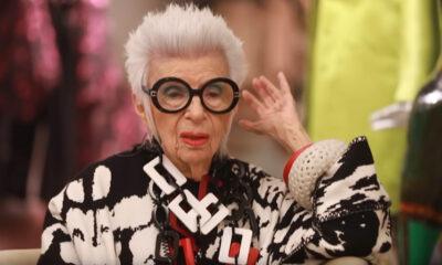 Koliko godina ima Iris Apfel?