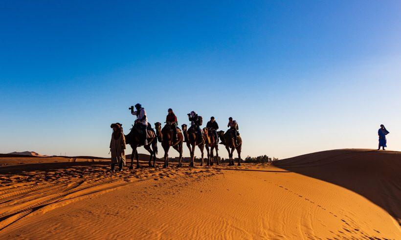 Kiša s pijeskom iz pustinje