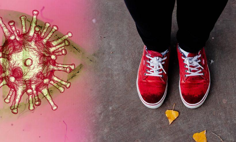 Treba li skidati cipele zbog koronavirusa?