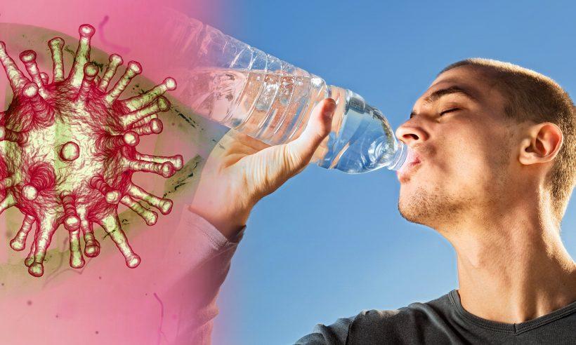 Treba li piti vodu koronavirus?